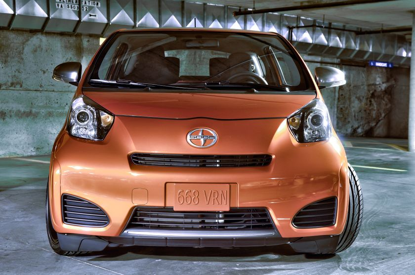 2012 Scion IQ 05
