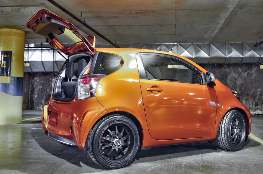 2012 Scion IQ 14