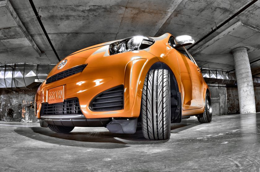 2012 Scion IQ 12