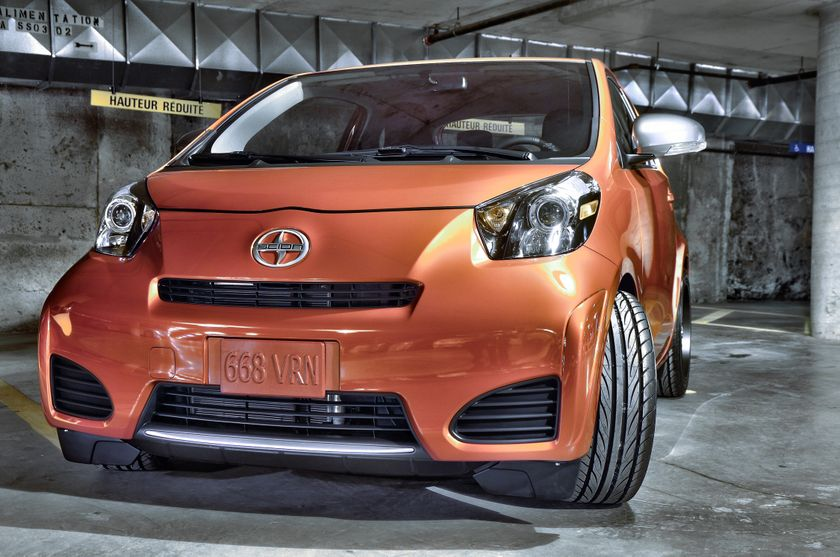 2012 Scion IQ 13
