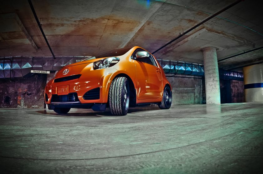 2012 Scion IQ 09