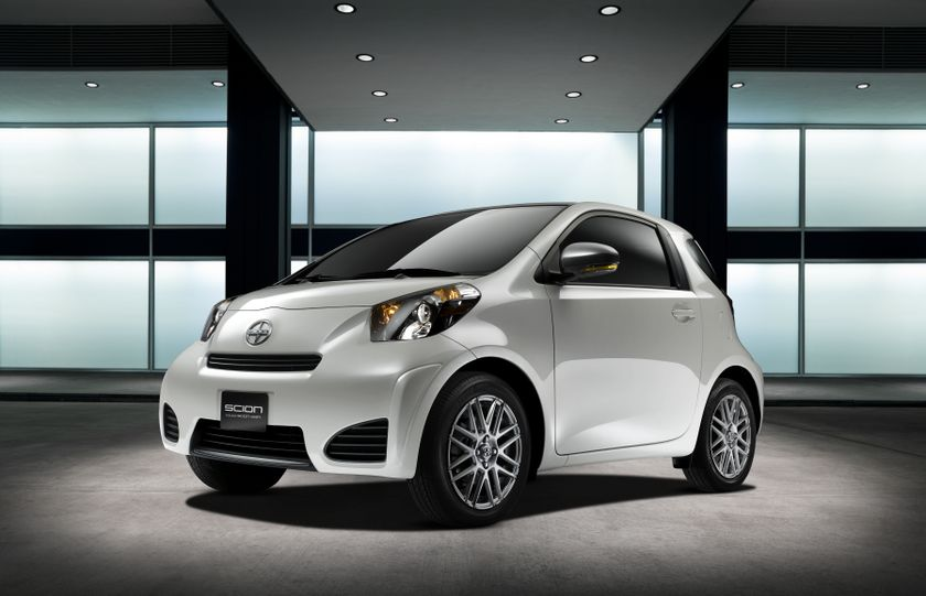 2012 Scion IQ 22