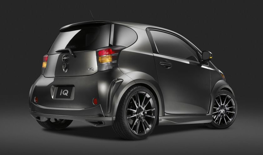 2012 Scion IQ 20