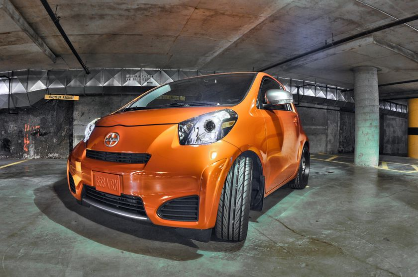2012 Scion IQ 07
