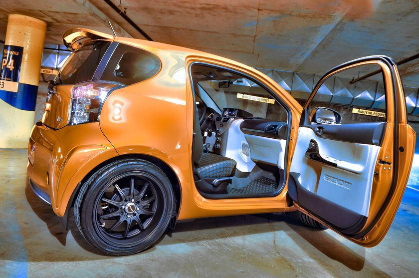 2012 Scion IQ 15