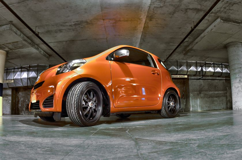 2012 Scion IQ 11