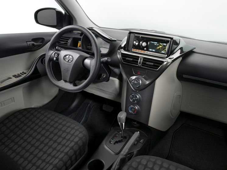 2012 Scion IQ 24