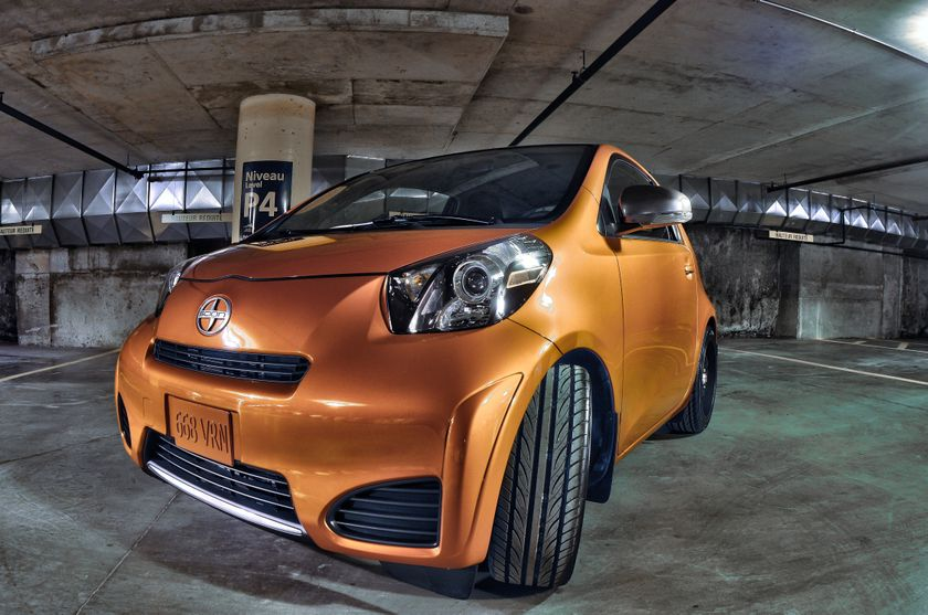 2012 Scion IQ 06
