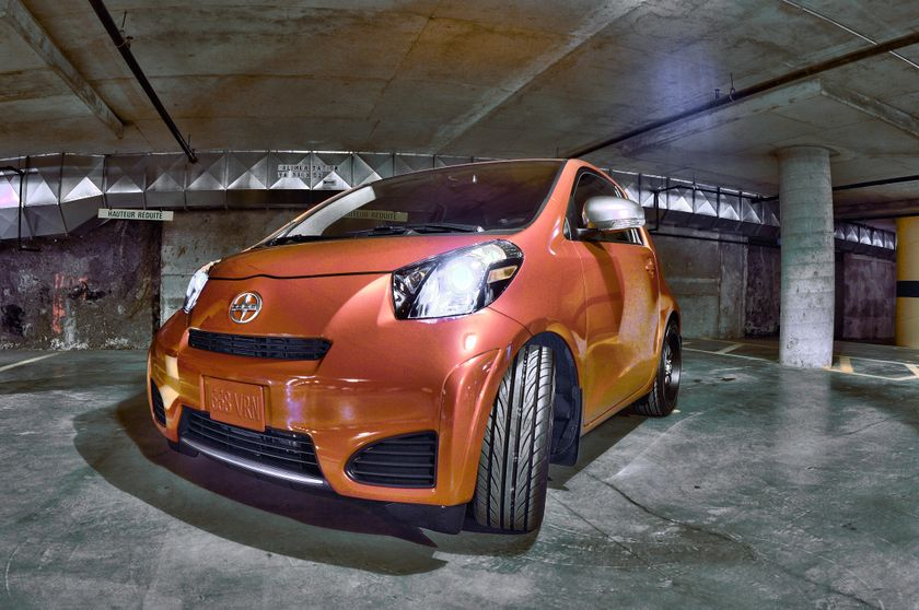 2012 Scion IQ 08