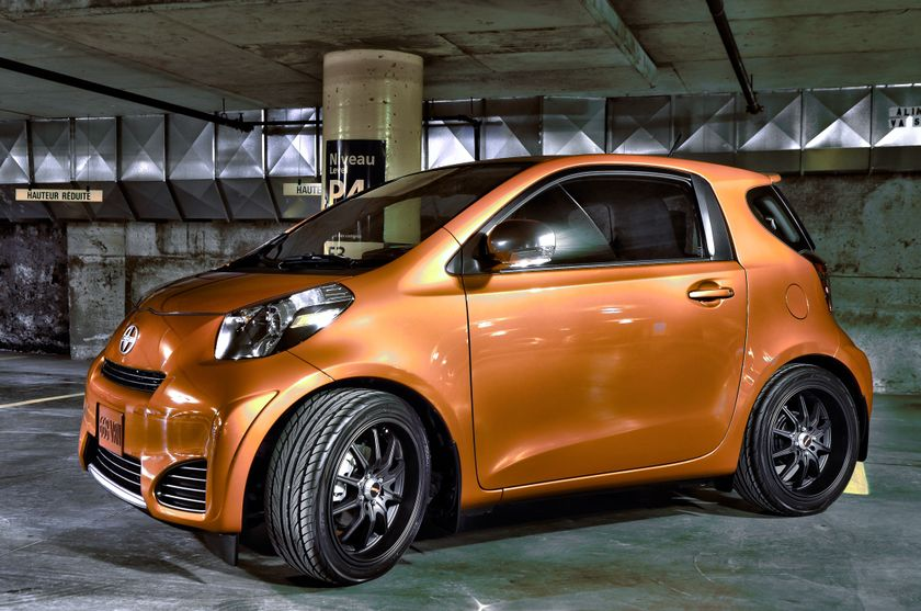 2012 Scion IQ 01