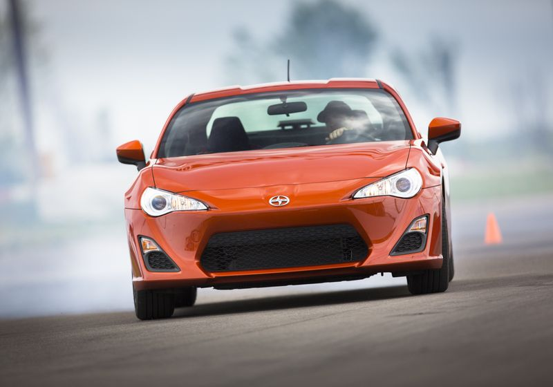 2013 Scion FRS-53