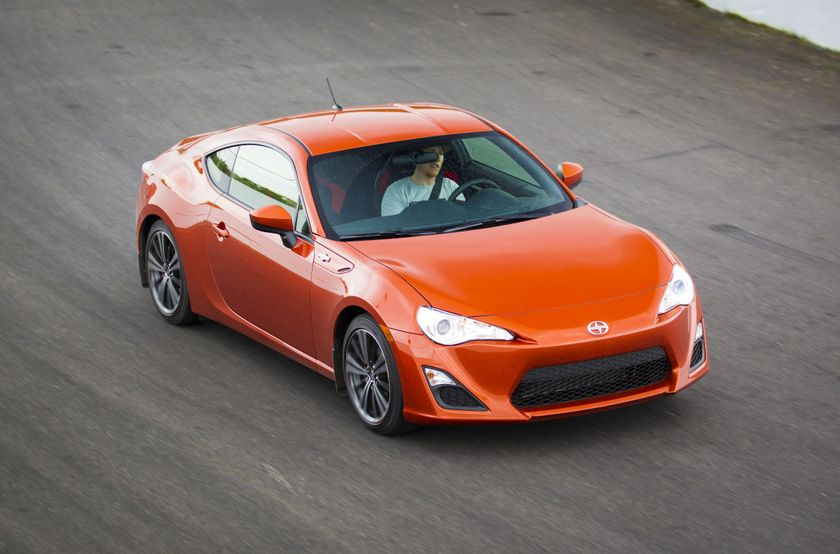 2013 Scion FRS-48