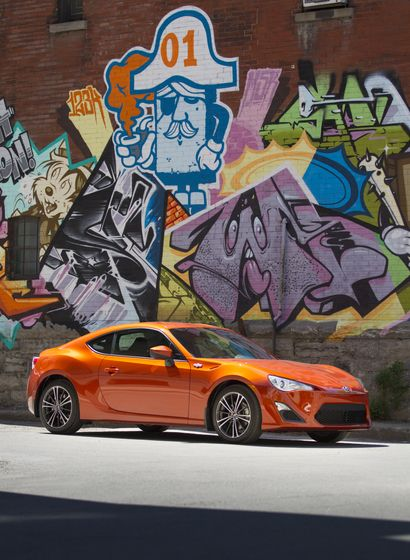 2013 Scion FRS-13