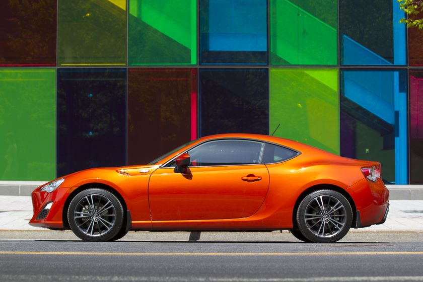 2013 Scion FRS-1