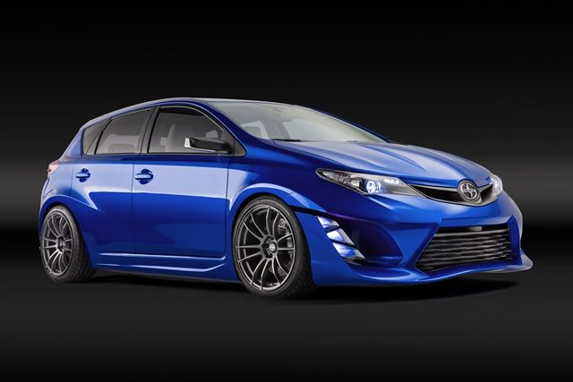Scion iM Concept Car