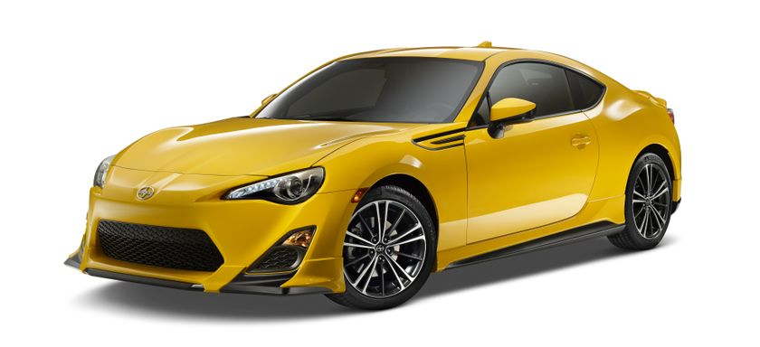 Scion FR-S RS1 001