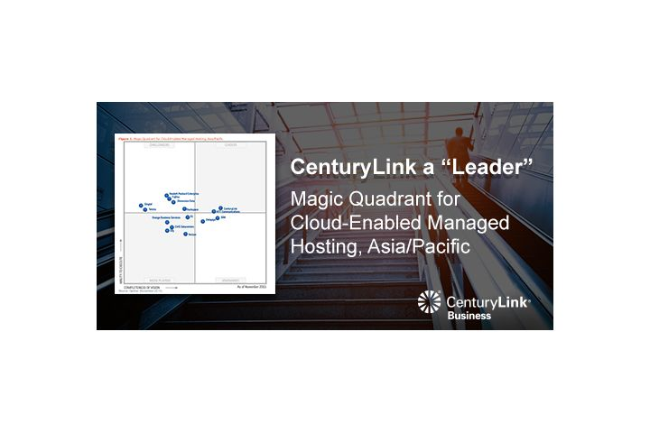 Magic Quadrant for Cloud-Enabled Managed Hosting, Asia/Pacific