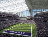CenturyLink named Founding Partner of U.S. Bank Stadium and exclusive communications provider for Minnesota Vikings