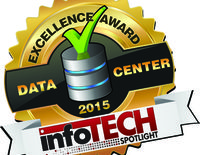 CenturyLink wins 2015 Data Center Excellence Award for operational excellence, innovation and certification achievements