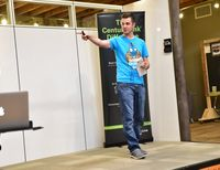 CenturyLink awards Learn.Create.Build. Academy $5,000 at business competition event