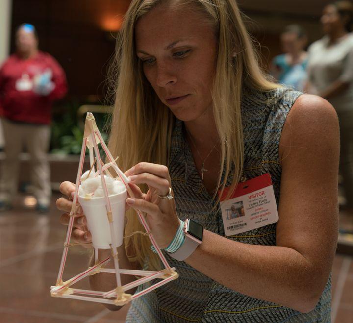 STEM teacher training