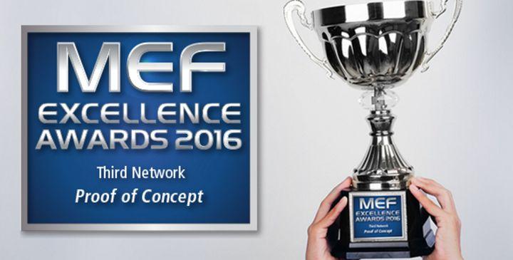 MEF Awards 2016