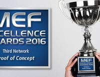 CenturyLink, RAD, Ciena, and Ciena's Blue Planet Division earn  Proof of Concept Excellence Award at MEF 16