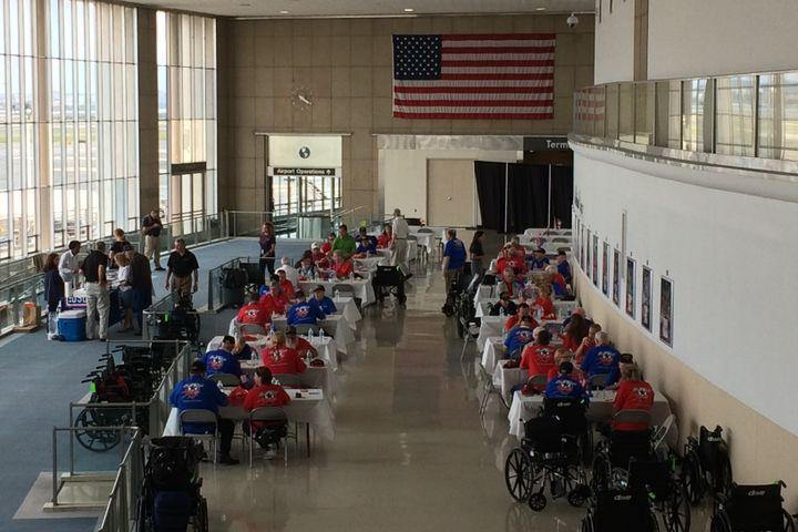 Honor Flight for military veterans from Georgia