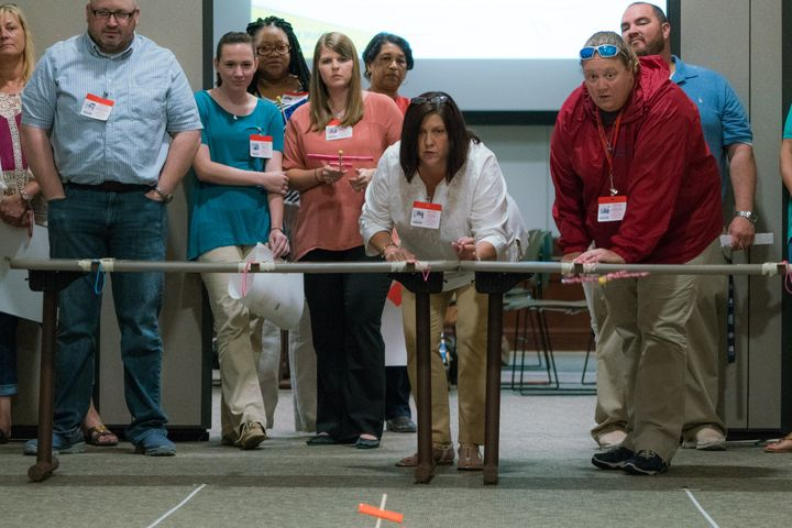 CIC STEM teacher training