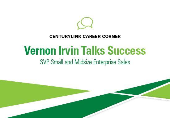 CTL Career Corner: Vernon Irvin