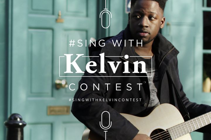 Sing With Kelvin Contest