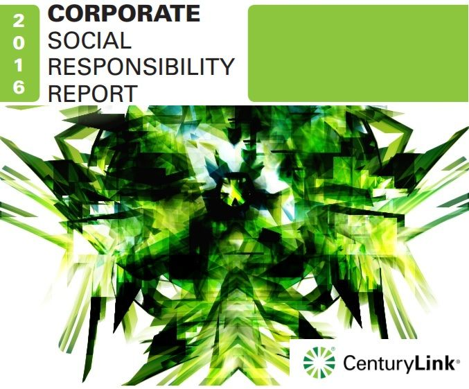 Corporate Social Responsibility Report 2016