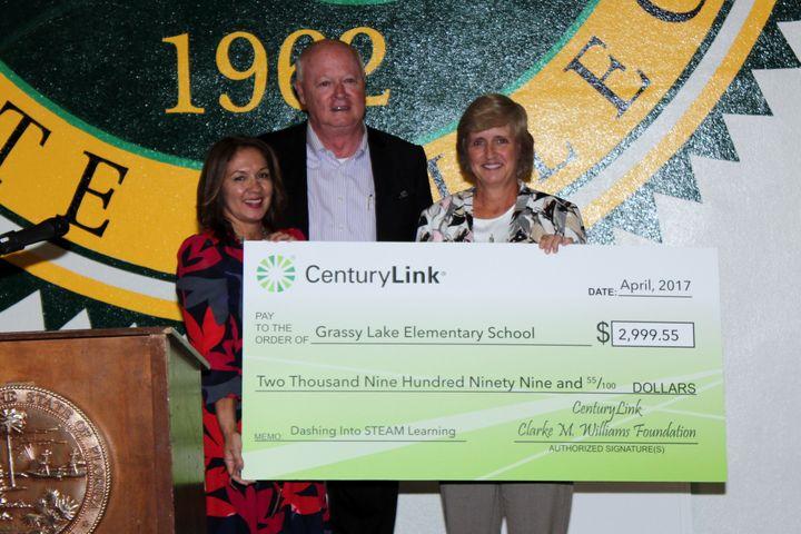 Grassy Lake Elementary, Teachers and Technology grant winners