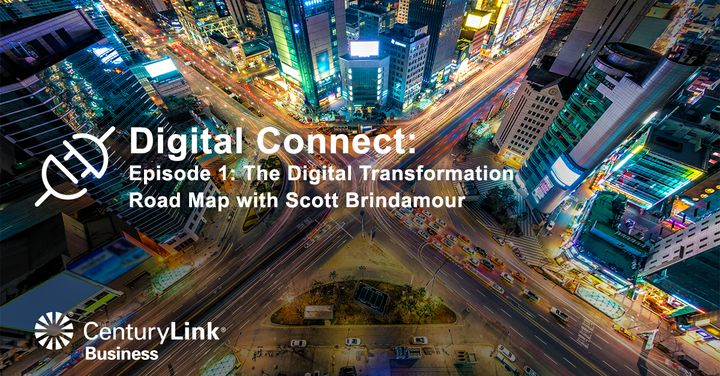 Episode 1 Digital Connect Podcast