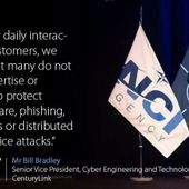 CenturyLink cybersecurity chief speaks at annual NATO conference