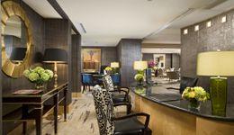 Hotel Mulia Senayan Jakarta - Mulia Executive Lounge - Reception