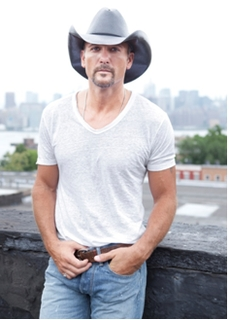 Country music superstar Tim McGraw and HARMAN launch new line of JBL® Artist Series headphones