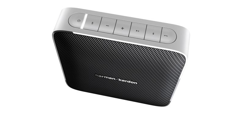 Harman Kardon Esquire Wireless Speaker (Top View)