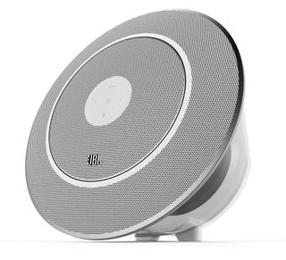 JBL® Voyager Home Audio System with Detachable Wireless Speaker Makes Your Sound Travel