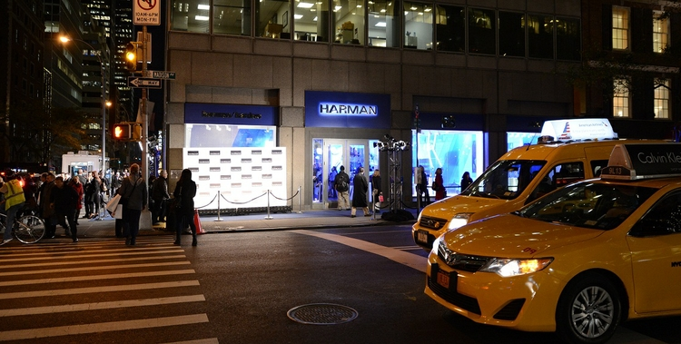 HARMAN NYC Flagship Store