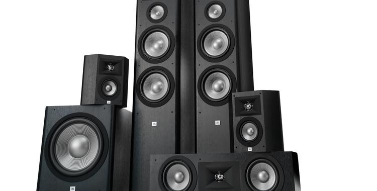 JBL® Studio 2, the New Generation of Loudspeakers