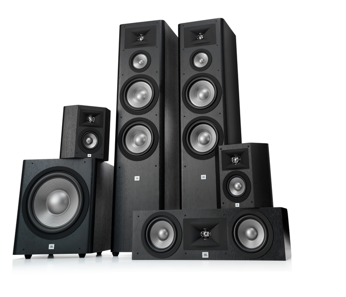 JBL® Studio 2, the New Generation of Loudspeakers