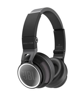 New JBL® Synchros S400 Bluetooth Headphones Marry High Resolution Sound with an Intuitive User Experience
