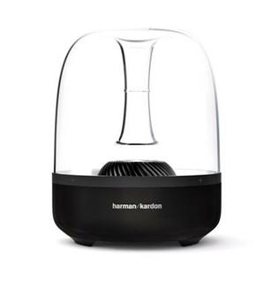 Fine Art Meets Superb Sound in Harman Kardon® Aura™ Wireless Home Audio System