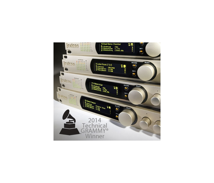 Lexicon Wins Technical GRAMMY Winner