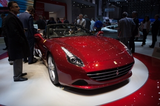 New Ferrari California T to feature HARMAN infotainment system
