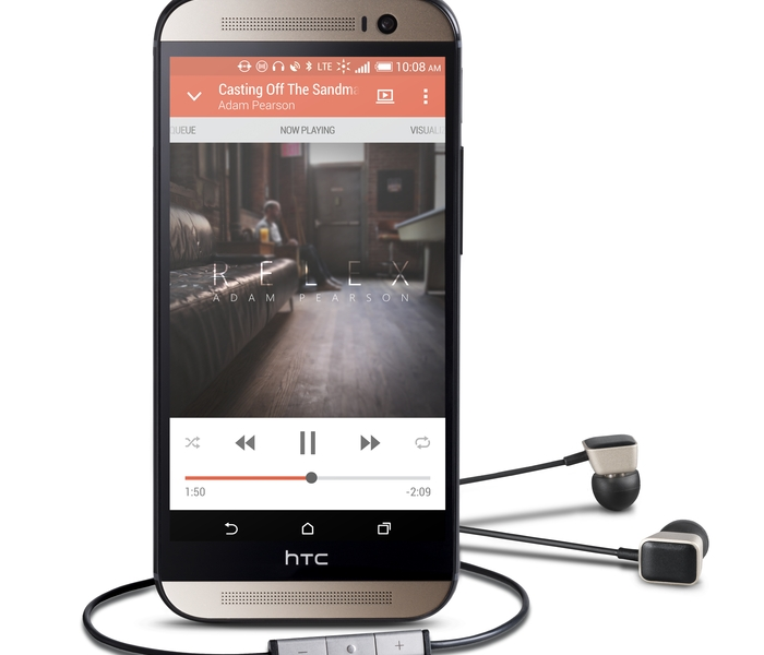 HTC One M8 Smartphone with Harman Kardon