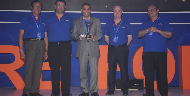 Tata Supplier of the Year