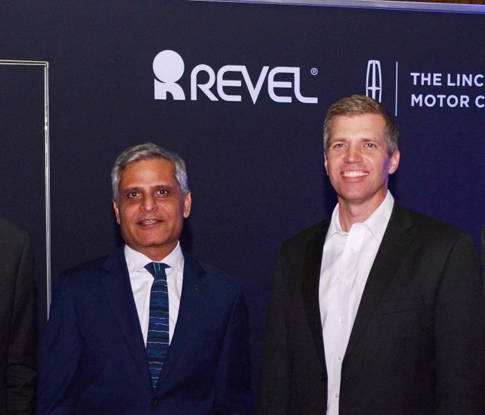 Lincoln-Revel Collaboration