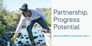 HARMAN Issues 2014 Sustainability Report